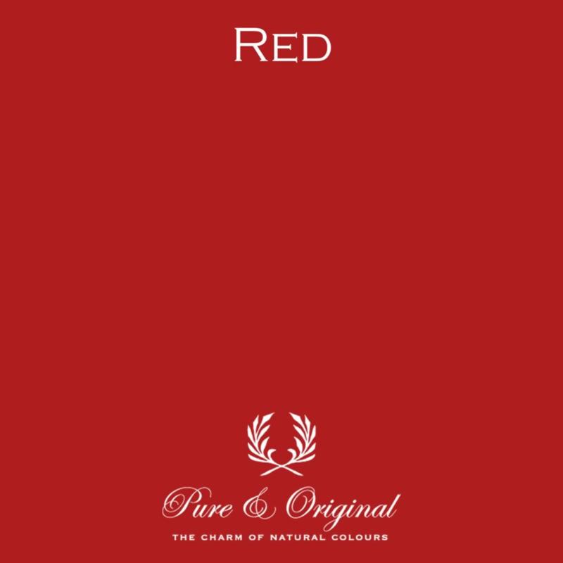 Red - Pure & Original Carazzo