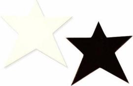 2 ophanghaakjes sterren