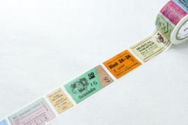 Mt washitape tickets