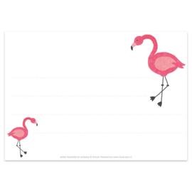 Etiket Flamingo
