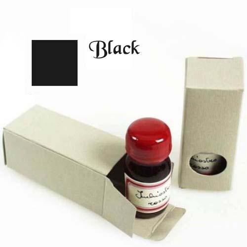 Schrijfinkt zwart