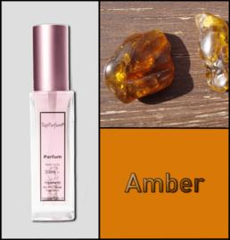 LA 552 Amber, Sandelhout, Witte bloemen