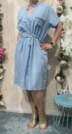 Dyvie Jeans Blue Dress