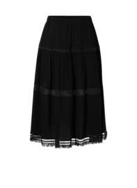 Yest Ilona Black Skirt