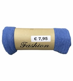 Fashion Scarf Ice Blue