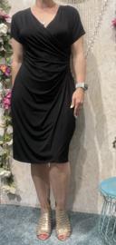 Lace Dress Black (plussize)