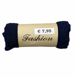 Fashion Scarf Dark Blue