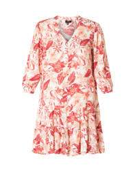 Yest Indigo White Multi Color Dress