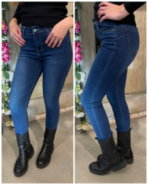 Ana Lucy Push up Jeans denim