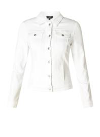 Kymora White soft jeans Jack