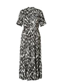 Yest Immy Black/White Maxi Dress