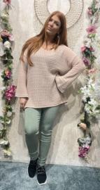 Dyvie Sweater Pink