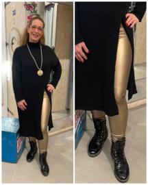 Norfy Coat Legging goud
