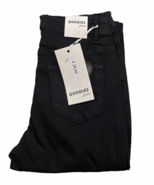 Goodies slim fit soft jeans zwart