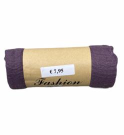 Fashion Scarf Purple