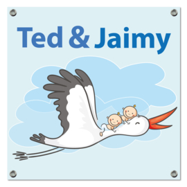 Spandoek Ted & Jaimy