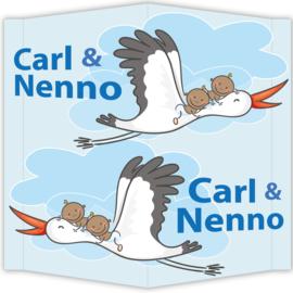 Raambord Carl & Nenno