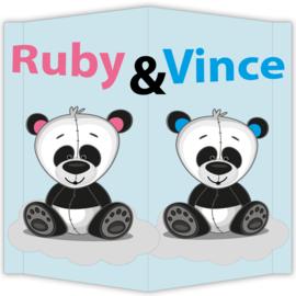 Raambord Ruby & Vince