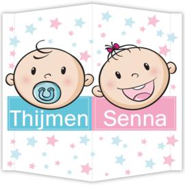 Raambord Thijmen & Senna