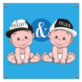 Spandoek Max & Milan