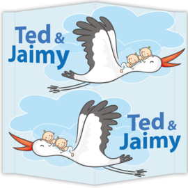 Raambord Ted & Jaimy