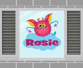 Raamsticker Rosie