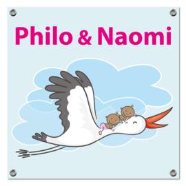Spandoek Philo & Naomi