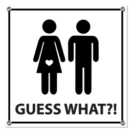 Spandoek Guess What wit