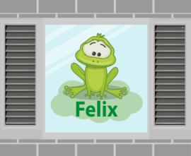 Raamsticker Felix