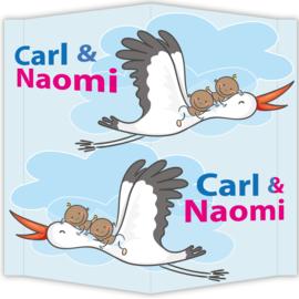 Raambord Carl & Naomi