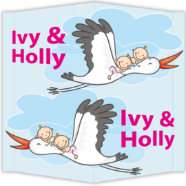 Raambord Ivy & Holly