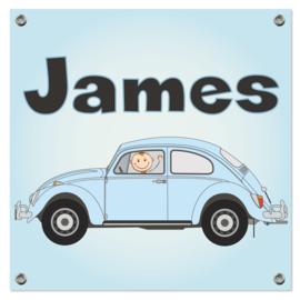 Spandoek James