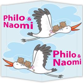Raambord Philo & Naomi