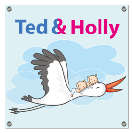 Spandoek Ted & Holly