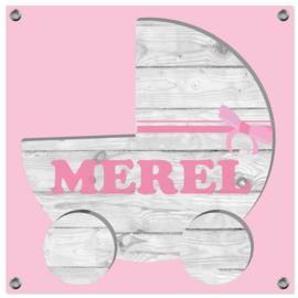 Spandoek Merel