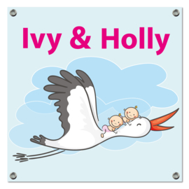 Spandoek Ivy & Holly