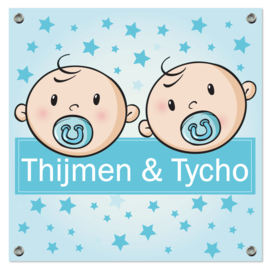 Spandoek Thijmen & Tycho