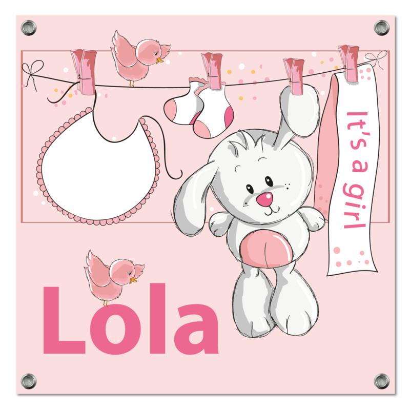 Spandoek Lola
