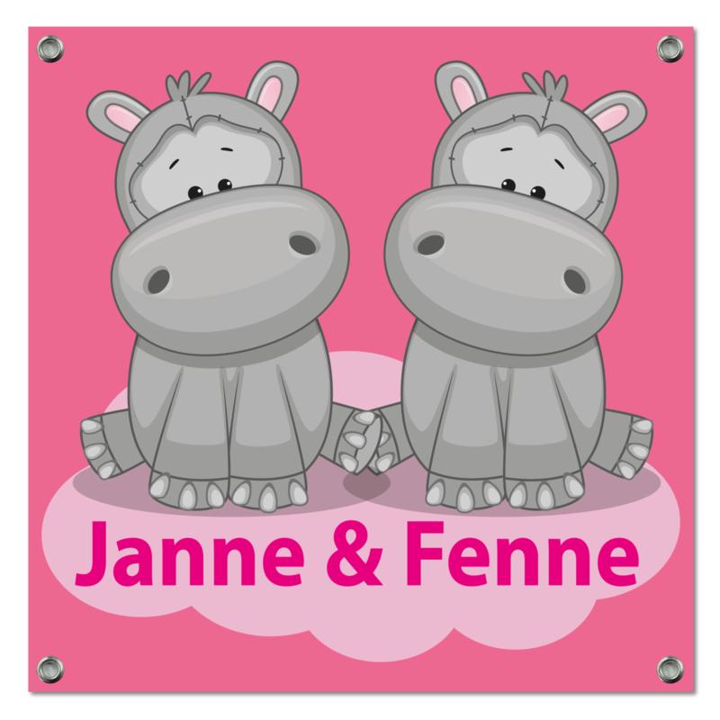 Spandoek Janne & Fenne
