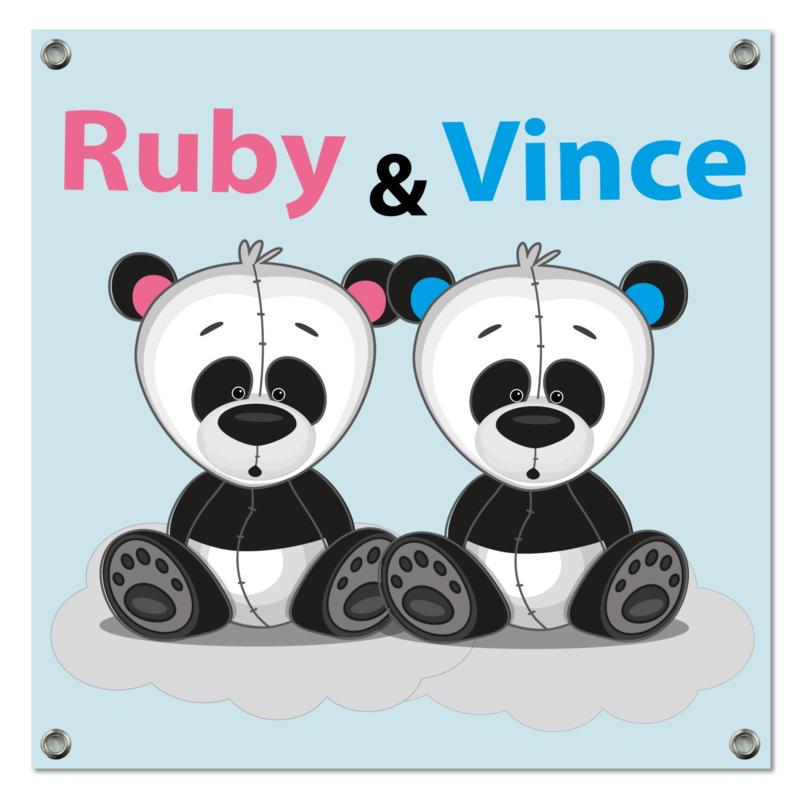 Spandoek Ruby & Vince