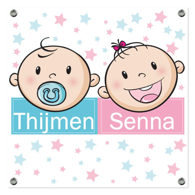 Spandoek Thijmen & Senna