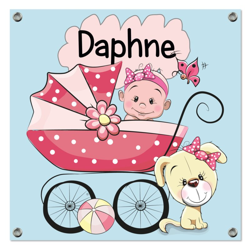Spandoek Daphne
