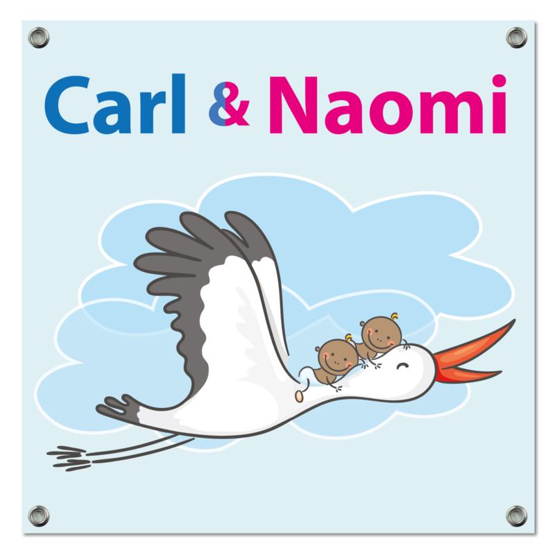 Spandoek Carl & Naomi