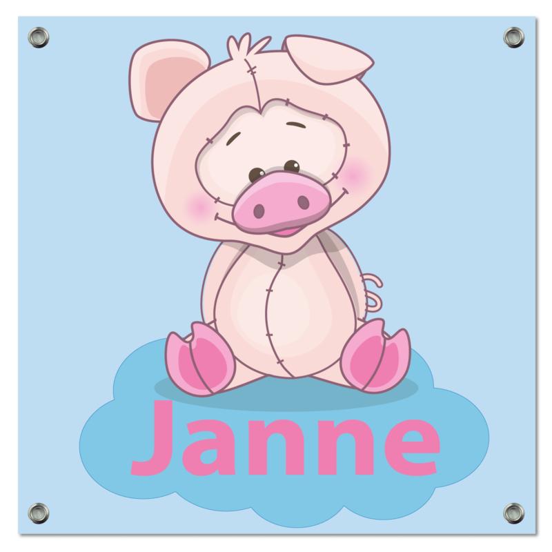 Spandoek Janne