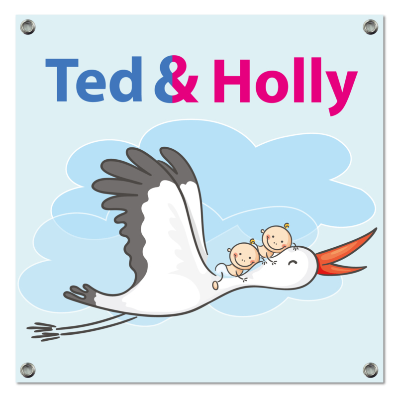 Spandoek Ted & Holly