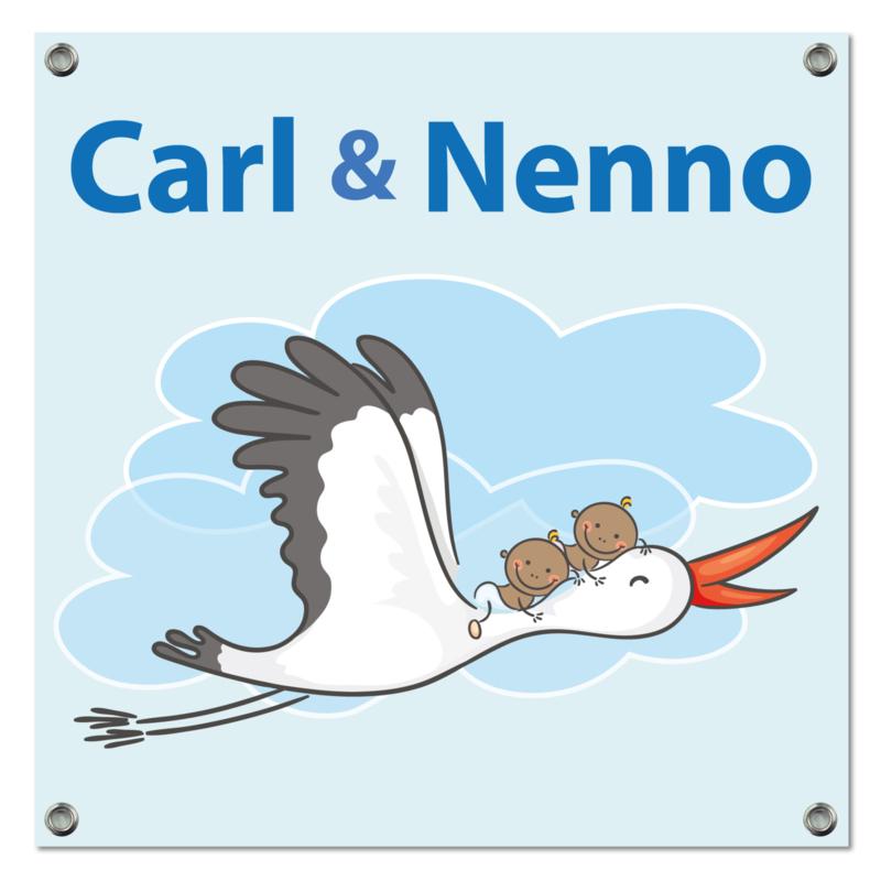 Spandoek Carl & Nenno