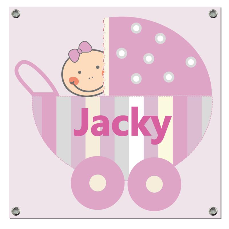 Spandoek Jacky
