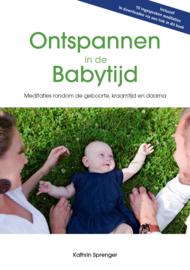"""Boek """"Ontspannen in de Babytijd"""""""