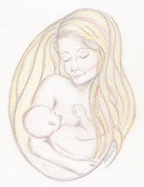 Meditatie voor borstvoeding