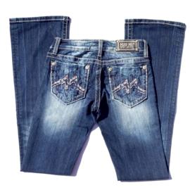 Miss Me bootcut jeans JD1068B2